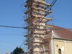Hobol - Templom