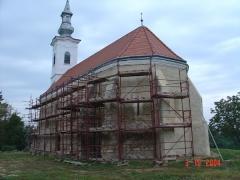 Turony - Református templom