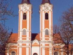 Máriagyűd - Templom
