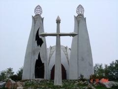 Beremend - Megbékélés kápolna